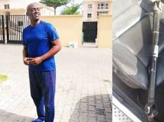 Gospel singer Sammie Okposo narrates how he escaped death while driving at 3rd mainland bridge