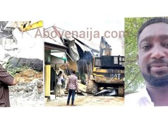 RIVERS HOTEL DEMOLITION: ELEME PDP YOUTH LEADER, PRINCEWILL OSAROEJIJI BREAKS SILENCE.