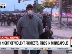 George Floyd: Dramatic Moment CNN Reporter Was Arrested Live ON AIR While Covering Minneapolis Riots