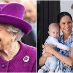 Prince Harry and Meghan Markle's son turns 1, Queen Elizabeth sends best wishes
