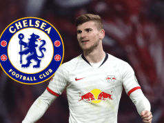 Chelsea Complete Signing Of RB Leipzig Striker, Timo Werner