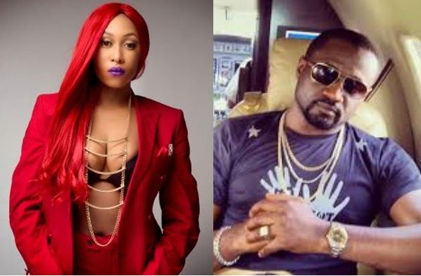 Drama Looms As Cynthia Morgan Calls Out Jude Okoye Again, Says 'You Will Suffer For Your Evil Ways'