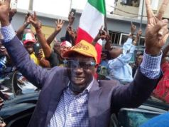 Breaking News: Obaseki Arrives PDP National Secretariat For Screening
