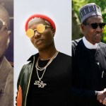 Children Of Nowadays Don't Have Respect -Blackface To Wizkid For Calling Buhari, Trump Clueless