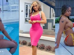 """""""I Don't Feel Uncomfortable When People Say I Have Silicone Ass,Their Problem Is Ignorance"""" – Mercy Eke"""