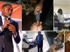 Ubi Franklin Calls On Nigerian Wives To Handover TV Remotes To Husbands As Premier League Returns