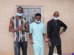 Shocking! 3 Brothers Lure Widow From Facebook, Kill Her With Poison And Bury Her In Septic Tank