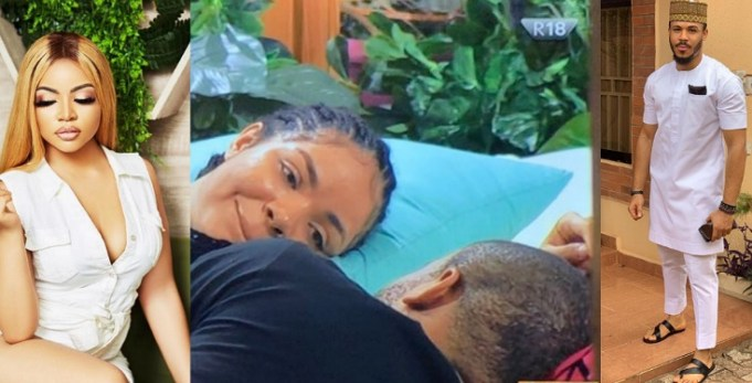 "#BBNaija2020: ""Female Friend Kill You There"" – Nengi Forbids Ozo From Having A Female Friend (Video)"