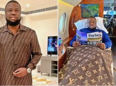 Hushpuppi Secretly Had Three Kids With Different Women