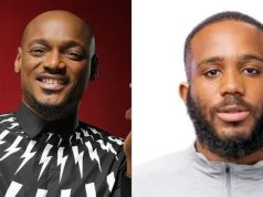 BBNaija2020: 2Baba Shows Support For Housemate, Terseer Kiddwaya