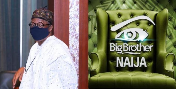 Lai Mohammed Allegedly Asks NBC To Stop #BBNaija 'Over COVID-19'