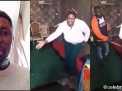 African Woman Flogged Mercilessly For Sleeping With Another Man In Saudi Arabia (Video)