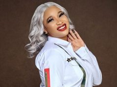 """What We Say Can Make Or Break Us"" – Tonto Dikeh Writes On Power Of The Tongue"