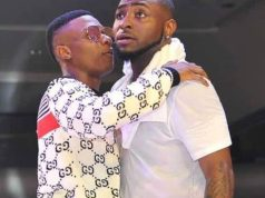Watch Davido Sing 'Happy Birthday' Song To Celebrate Wizkid (Video)