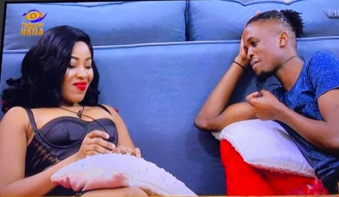 "BBNaija2020: ""I Have Feelings For You"" – Laycon Tells Erica"
