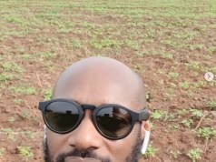 Nigerian Legend, 2Baba Shows Off His Massive Farm Land In Benue (Video)