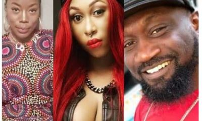 """""""Jude Okoye Should Pay Me The N7m He Owes Me"""" - Cynthia Morgan Drags Former Boss Again"""