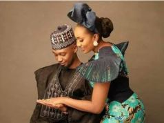 Love In The Air! Nuhu Ribadu's Daughter Fatima Wedding Atiku's Son Aliyu (Photos)