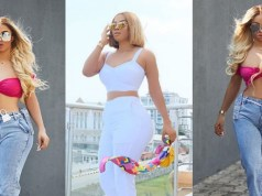 """""""My Son Will Be Lucky To Marry A Woman Like Me"""" – OAP, Toke Makinwa"""
