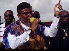 Nnamdi Kanu Challenge Pastor Adeboye To Reveal What He Saw At Aso Rock