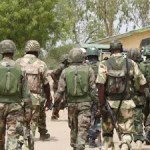 Nigerian Army Says That The Ongoing Operation Crocodile Smile Is Not Against #EndSARS Protesters