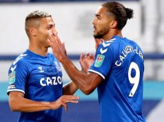 Everton Go Top On EPL Day Of High Drama