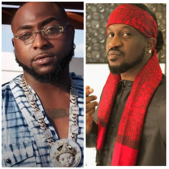 What Audacity Or Right Do You Have To Call My Friends And Family Pus*y? - Paul Okoye Tackles Davido
