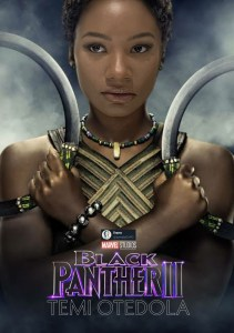 Famous DJ Cuppy Begs Marvel To Cast Temi Otedola In 'Black Panther 2', Fan Creates Interesting Promo Cover
