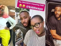 Kiddwaya Was Seen Having Dinner With DJ Cuppy In London Moments After Unfollowing Erica