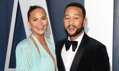 Check Out How John Legend Pulled Up To Mark Wife Chrissy's Birthday