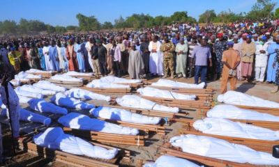 38 More Corpses Recovered On Monday, Army Stopped Us From Taking Photos - Eyewitness