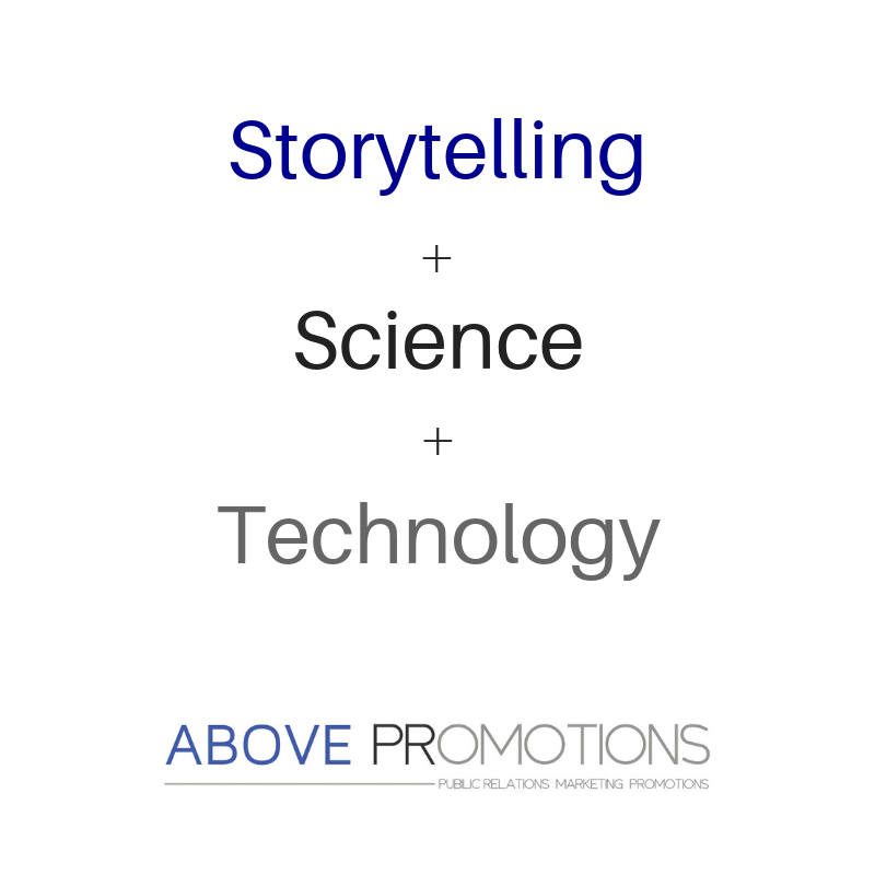 storytelling science technology