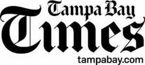 Tampa Bay Times. Above Promotions Company. Tampa, FL. 2013.
