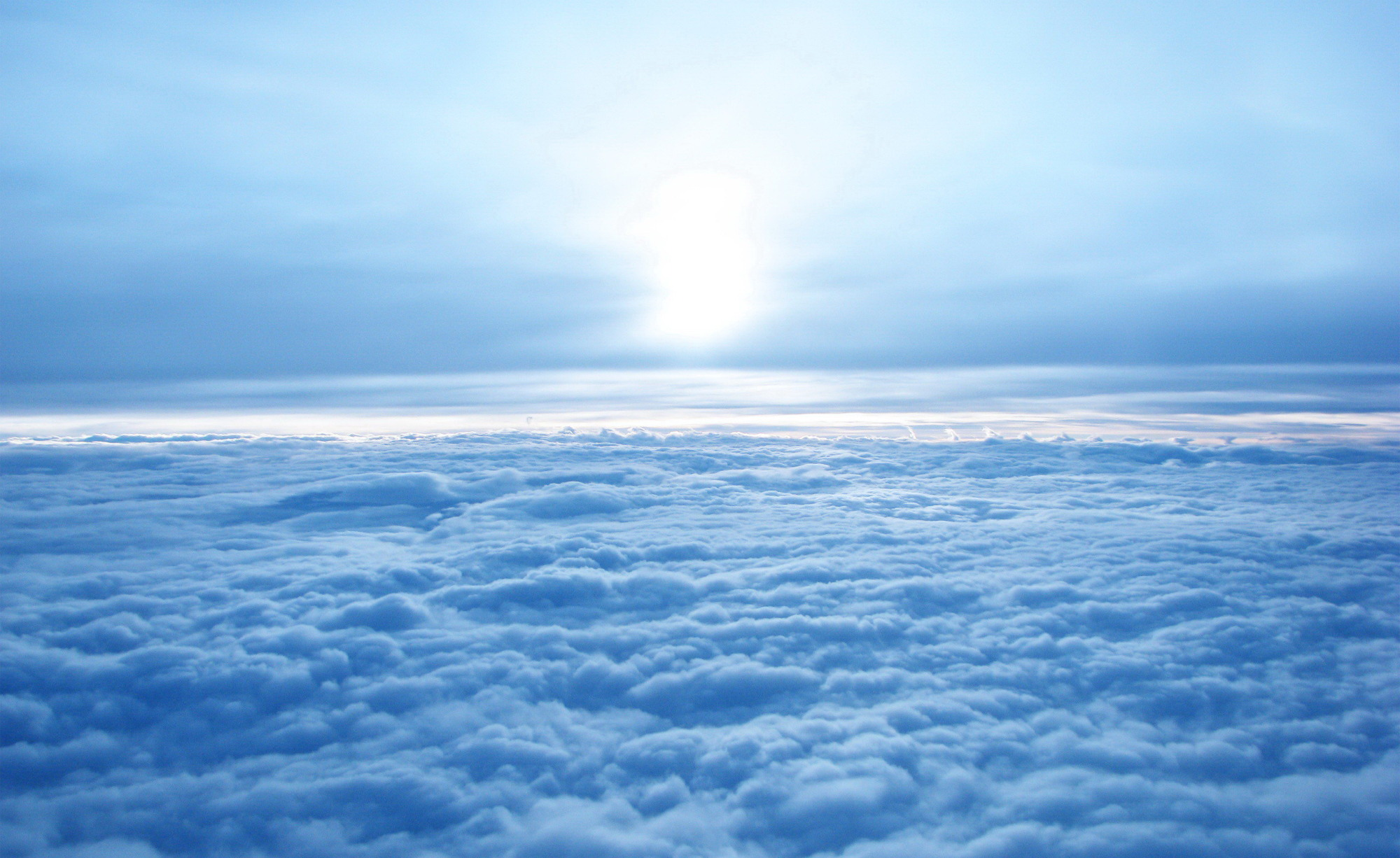ministry living above clouds