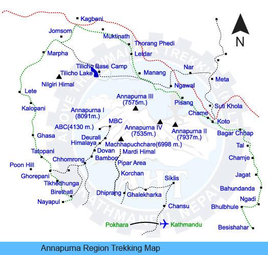 Tilicho Lake Trek Trekking To Worlds Highest Lake Tilicho