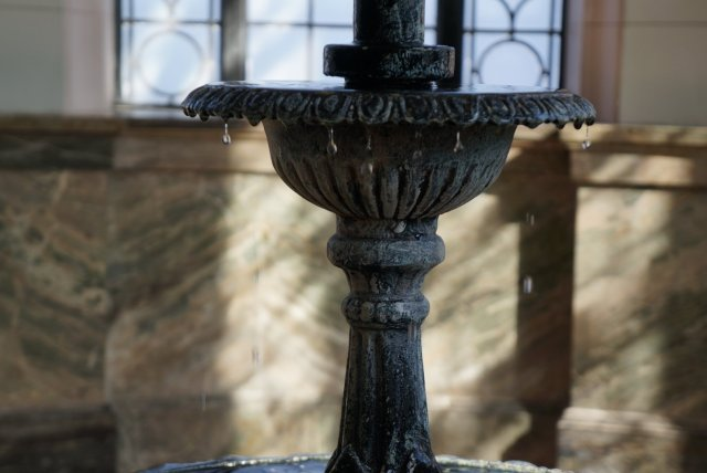 Casa Loma - Fountain
