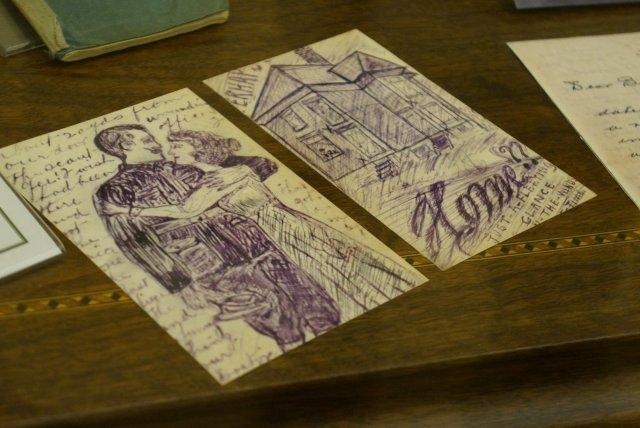 Letters - Casa Loma