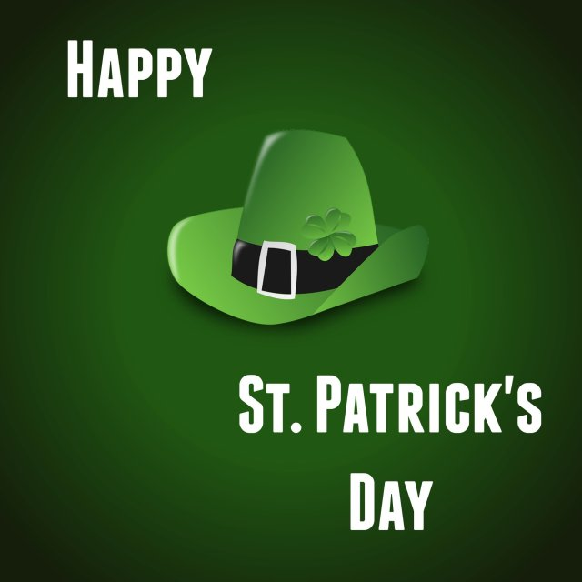 St. Patrick's Day pic