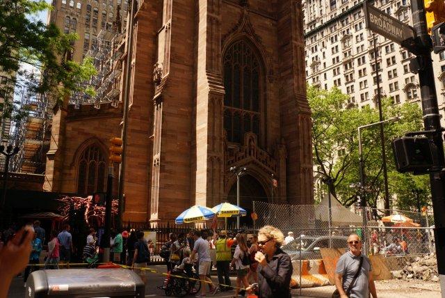 Church in NYC
