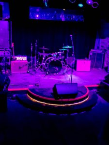 The Bowery Electric Stage