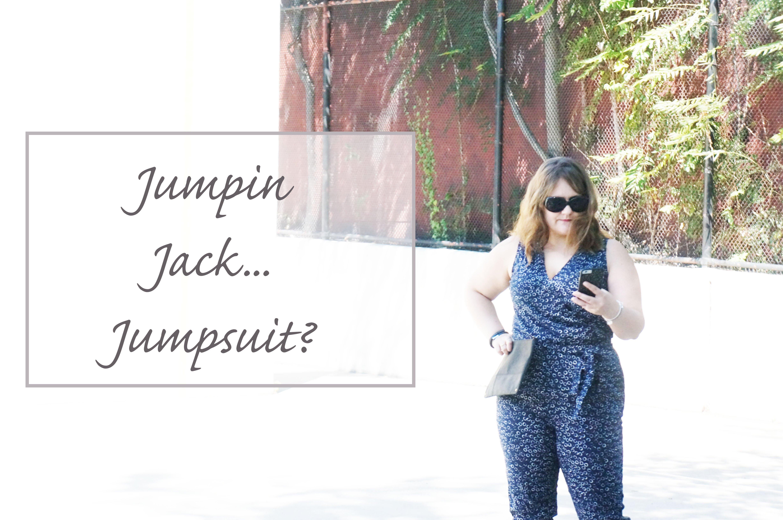 Jumpin Jack Jumpsuit