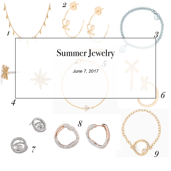 Summer Jewelry Ideas