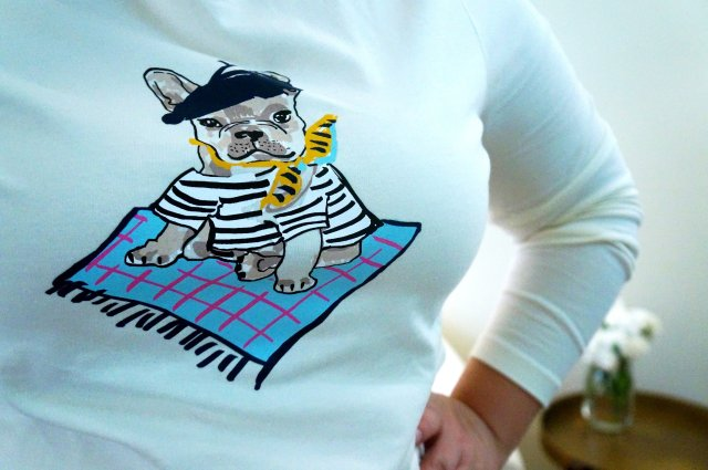 CU-of-Frenchie-Shirt