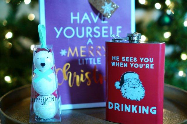 Santa-Flask