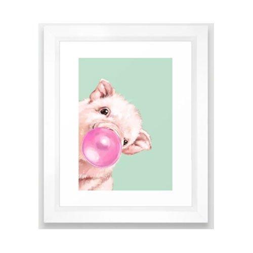 Pig-Wall-Art