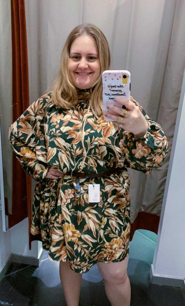 Thanksgiving Dress Choice
