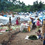 Internally Displaced Persons Camp.