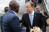 UN Chief Arrives in Burundi for Crisis Talks