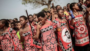 """While African Union chairperson, Nkosazana Dlamini-Zuma was extolling the virtues of empowering women on the continent at the African Union summit in Ethiopia last month, Swaziland's attorney general, Majahenkhaba Dlamini, was warning lawyers and judges at the official opening of the country's high-court year about the threat posed to Swazi society by women's ambition to become chiefs. Dlamini-Zuma tweeted during the summit that """"women are part of this continent, and must be part of business. Empowering women makes business sense"""". Not so, according to the Swazi government's chief legal adviser. Dlamini said: """"We seem to have also entered a phase in Swazi history where more and more women want to play the role of chief, no doubt preparing to assume the full status of chief in the not so distant future. The result of this move is to weaken the pillars of Swazi chieftaincy and ultimately to destroy the institution of chieftainship. Should this materialise the very constitutional fabric of the Swazi family would be radically altered. Again, courts and lawyers are warned to have no hand in this."""" This is a shocking statement, even in a patriarchal society where the world's last absolute monarch, King Mswati III, has a harem of 15 wives. In Swaziland's Parliament there is only one woman among the 55 members voted directly to the House of Assembly (MPs in Swaziland are not allowed to stand on any party-political ticket). Swaziland's 2005 Constitution has mechanisms to correct the composition of Parliament if, at the first sitting of the House, there is a less than 30% representation of women. But this mechanism has been completely ignored since the 2013 elections. Dlamini, an ex-officio member of Parliament and a principal adviser to legislators, has done nothing to correct this anomaly. 'Iron lady' Gelane Zwane It is not very difficult to work out why the attorney general is so frustrated by the empowerment of women at chieftaincy level. The president of the Senate, the """