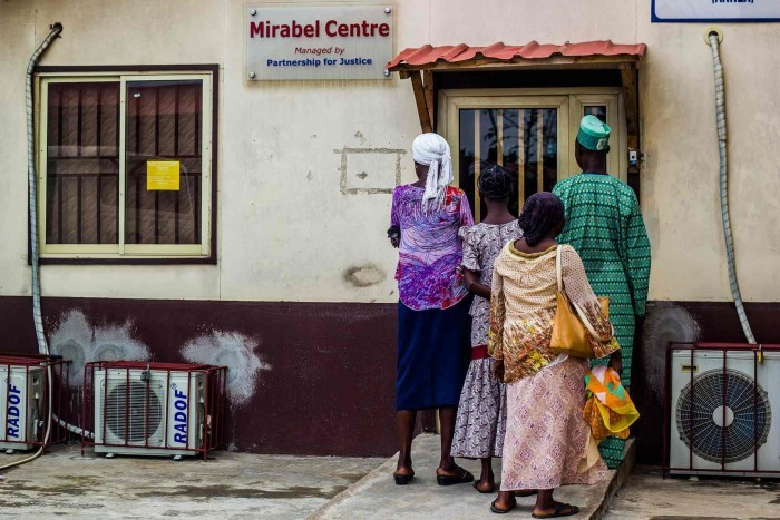 Welcome to Mirabel: the first centre supporting rape survivors in ...